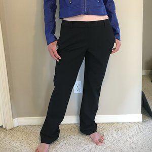 RW & CO Black Dress Pants
